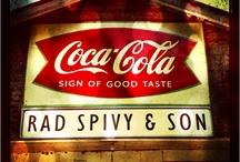Coke Anyone ?  / by Betty Stone