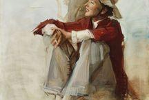 Everett Raymond Kinstler / American Portrait Artist.