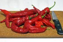 Frying Pepper Recipies