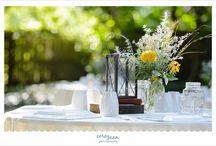 Wedding Reception Decor / Wedding reception decor by Corey Ann Photography http://www.coreyann.com
