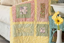 Lovely Quilts / by Kathy Yancy