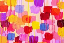 """Ebi Emporium on Artfully Walls / Check out my whimsical, bright colored fine art prints under my name """"Julia Di Sano"""" on Artfully Walls!  #abstract #art #fineart #colorful #whimsical #painting #acrylic #nature #brightcolors #rainbow #cheerful #homedecor #artwork #wallart #decorative #decoration #pretty #feminine @artfullywalls http://www.artfullywalls.com/artists/2486/julia-di-sano"""