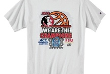 FSU Men's Basketball ACC Championship Gear / by Garnet&Gold Store