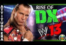 W13 Attitude Era Rise of DX WWE