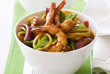 Recipes - What The Prawn / Put another Shrimp on the Barbie! Prawn recipes for all seasons.