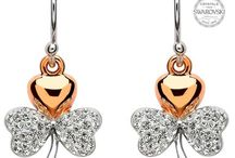 Celtic Jewelry embellished with Swarovski®