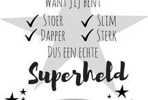 Onderbouw: Thema Superhelden