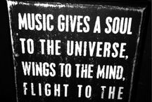 Music / by Elaine Barbosa