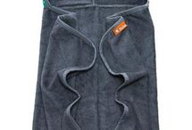 Tula Hooded Towels