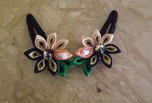 Piccole Passioni / my handmade creations!!! #handmade#cerchietto#cerchietti#headbands#headband#kanzashi#flowers#flower#passion@little