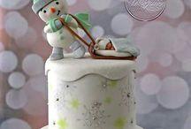 Christmas - Cakes
