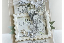 Cards or stamping