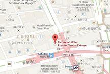 Japanese maps