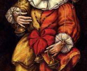 Marionette with bells