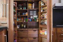 Kitchen/pantry ideas