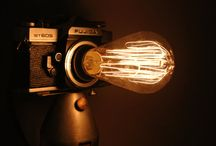 camera lamp / Lamps