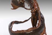 Fantasy Creatures / by Gomesh Karnchanapayap