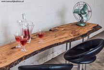 Unieke tafels op maat