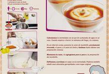 recetas ♡ / by Monserrat Galindo