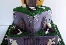 Spooky Cake Ideas