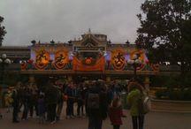 Halloween 2014 à Disneyland Paris