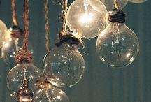 recycle + lightbulbs