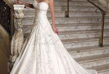 Brudekjole.