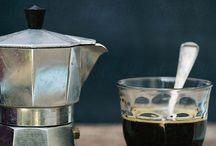 Italiam Coffee maker shooting