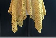 crochet adult summer tops