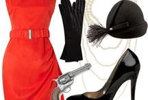 Costume Ideas / by Erin Gilligan