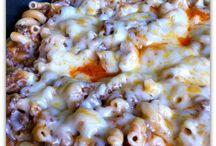 Cheesy Cheese Mac / Skillet