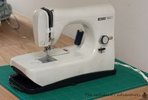 Sewing machines, reviews and advice.