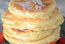 recepten: pancakes