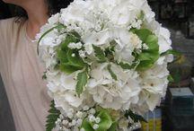 BOUQUETS DA SPOSA / Bouquet realizzati per aiutare le future spose a scegliere il proprio.