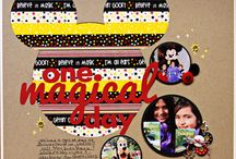 Disney Scrapbooking / by Theresa Beckwith