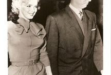 Marilyn and Joe / by Laurie Sweet