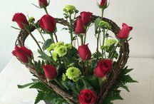 Taller de Flores / Flores y más flores