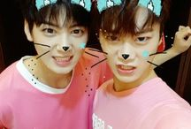 →l.dm + m.b // binu / 이동민 × 문빈  —for the two most perfect people alive, visually and talent-wise