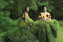 Botanic couture