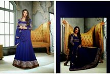 #Bhumika Chawla Anarkali Suit / A huge sparkling collection of Indian ethnic wear in our attention-grabbing online showroom whose variety is growing every month. online shopping store for Saree, Salwar Suits, Lehengas, Jewellery, Kids Wear at best price. ## http://goo.gl/Vgjvio