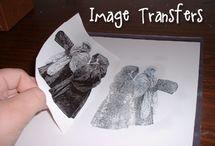 Art / Image transfer