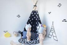 Dollhouse / Poppenhuis inspiratie
