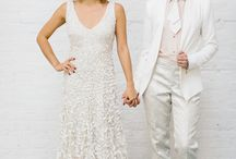 JenDrea Wedding attire