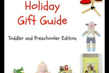 Holiday Gift Guides for Kids / by Svan