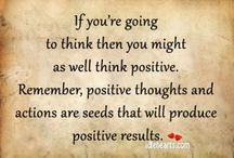 Positivity Speaks / Positive quotes shared to help keep our spirits uplifted.