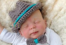 crochet baby and kids hats