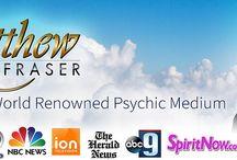 Meet psychic Matt Fraser