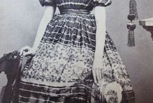1860s Dress Ideas / by Janet Fortino