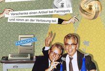 Fairmondo Aktionen / Hier findest Du Informationen über alle Aktionen und Gewinnspiele von Fairmondo