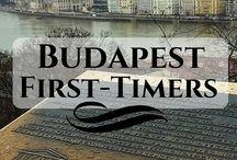 central Europe trip  (bud-vie-bts)